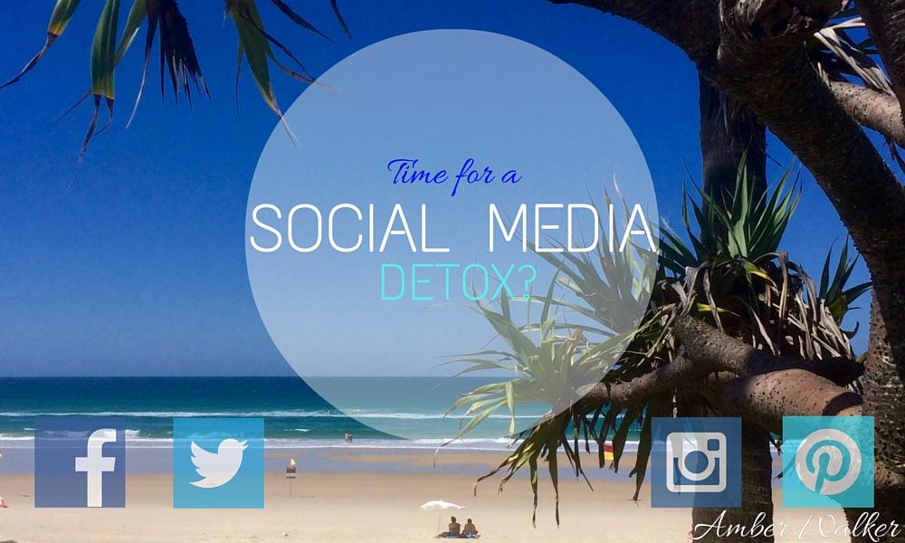 social media detox