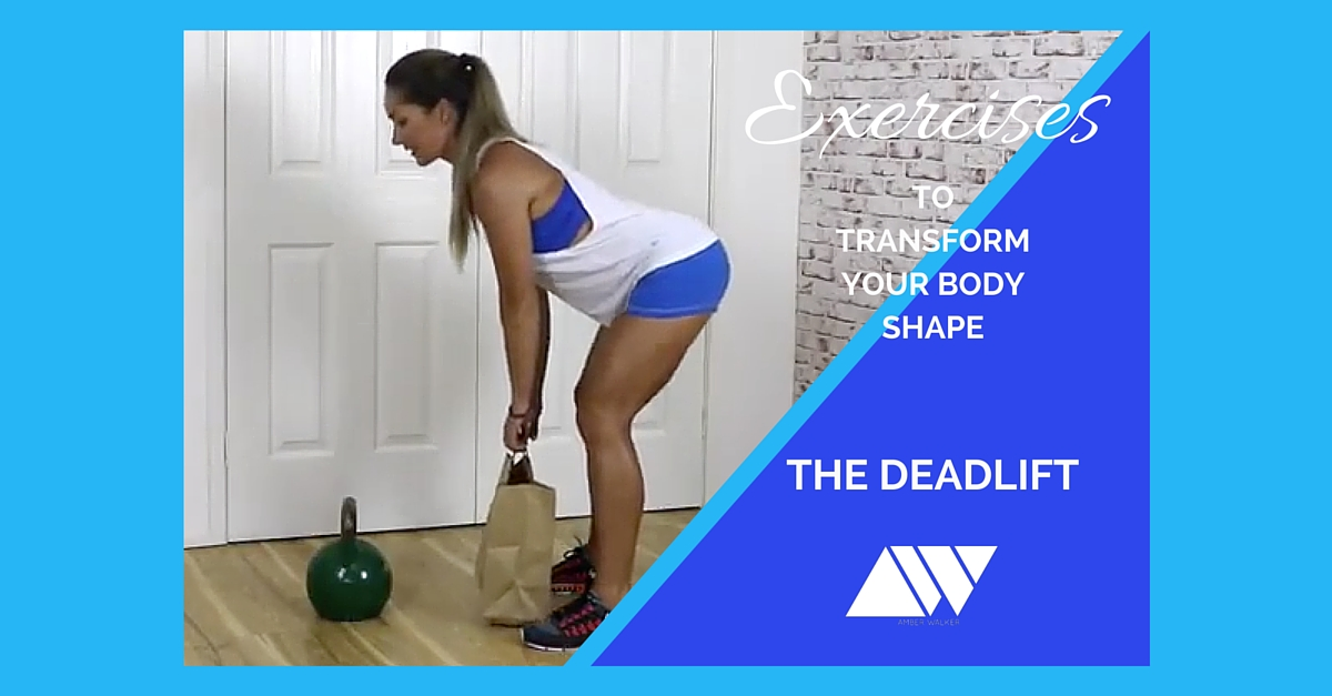 Amber Walker Deadlift