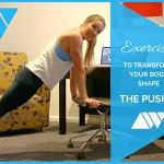Amber Walker Push Up Fitness